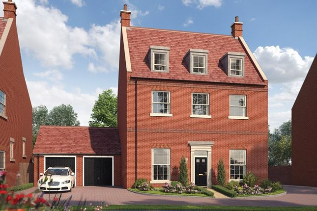 Thumbnail Detached house for sale in The Horley, Southam Road, Banbury