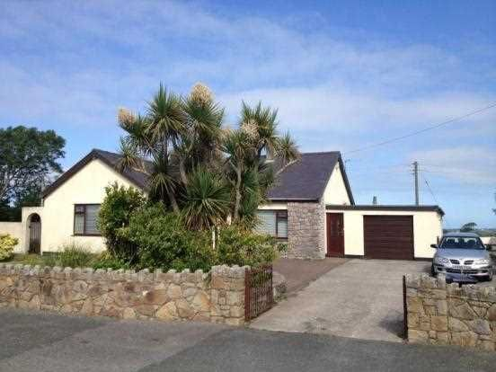 Thumbnail Detached bungalow for sale in Newborough, Llanfairpwllgwyngyll