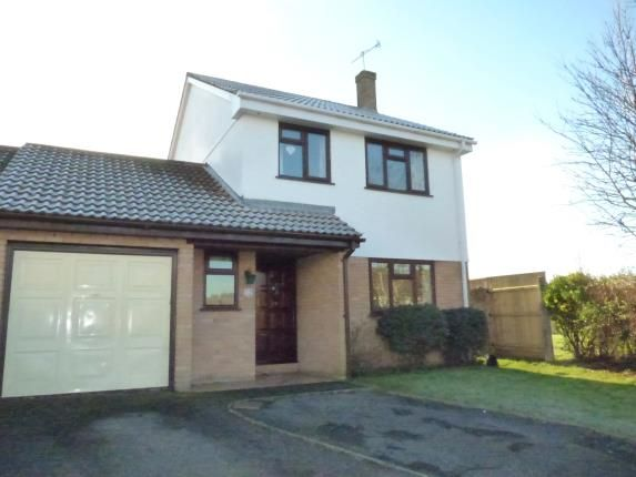 Thumbnail Link-detached house for sale in Twyford Way, Canford Heath, Poole