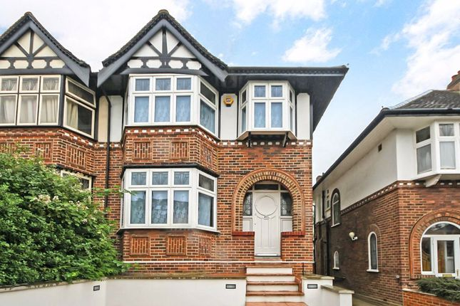 Thumbnail Property to rent in Sandall Road, London