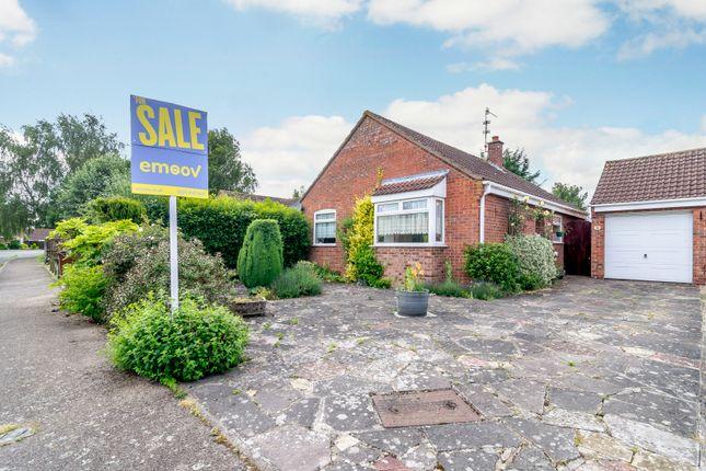 Thumbnail Bungalow for sale in Hawthorn Road, Gayton, Norfolk, King's Lynn