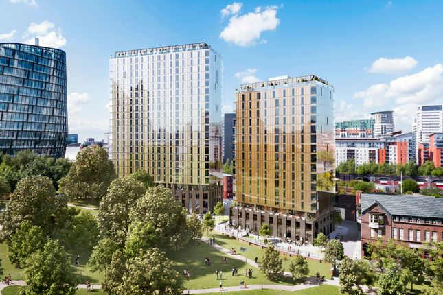 Thumbnail Flat for sale in Ludgate Hill, Manchester