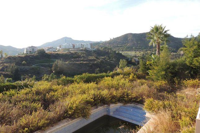 Pool, Views of Los Arqueros, Costa Del Sol, Andalusia, Spain