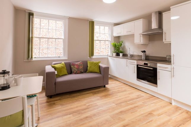 2 bed shared accommodation to rent in Grosvenor Street, Chester CH1