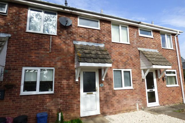 Thumbnail Terraced house to rent in Holly Close, Bulwark, Chepstow