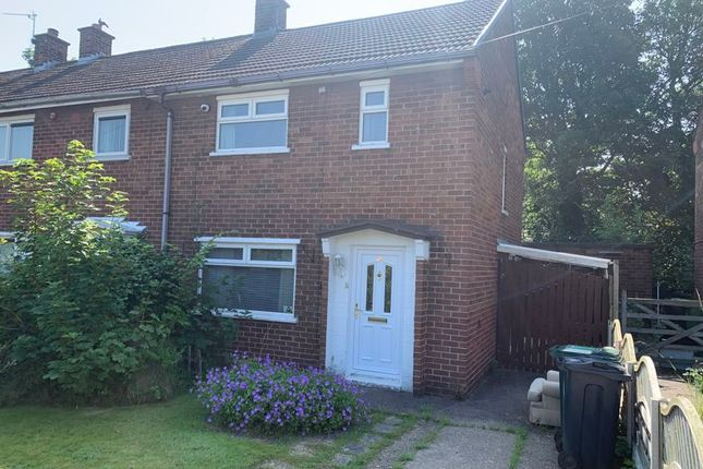 2 bed end terrace house for sale in Graham Road, Blacon, Chester CH1