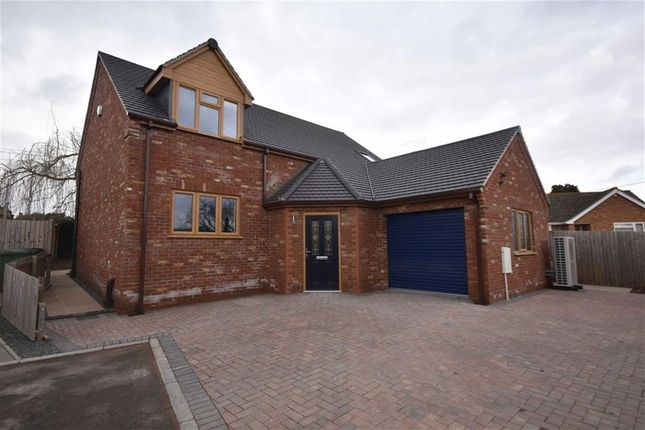 Thumbnail Detached house for sale in Fairlea Close, Cradley, Worcestershire
