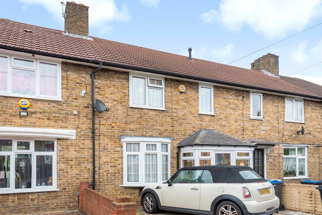 Thumbnail Terraced house for sale in Middleton Road, Morden, Surrey