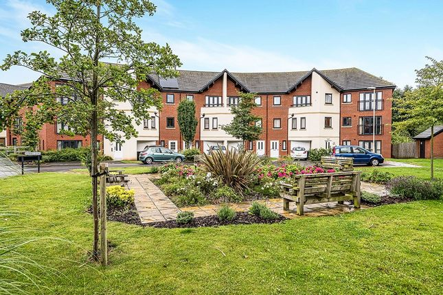 Thumbnail 1 bed flat for sale in Aldeney Close, Dudley, West Midlands