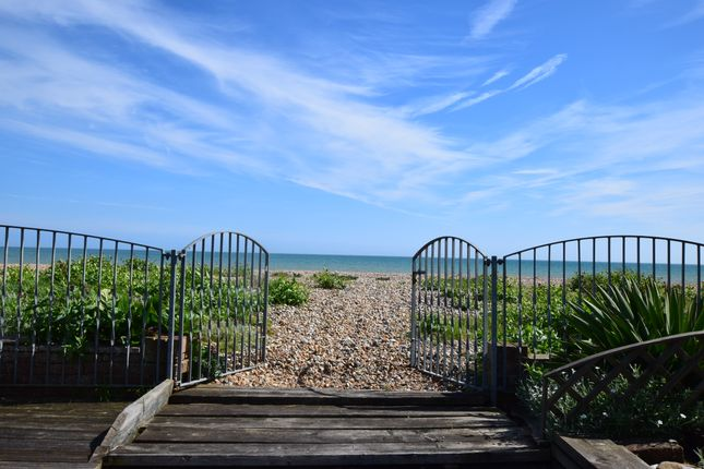 Beachside Garden of Coast Road, Pevensey Bay BN24
