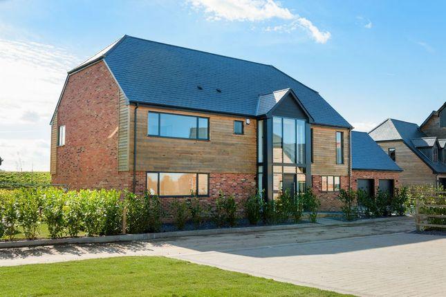 Thumbnail Detached house for sale in Kiln Drive, Woodnesborough, Sandwich