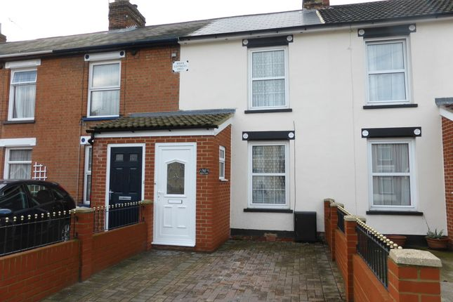 Thumbnail Terraced house to rent in Kemball Street, Ipswich