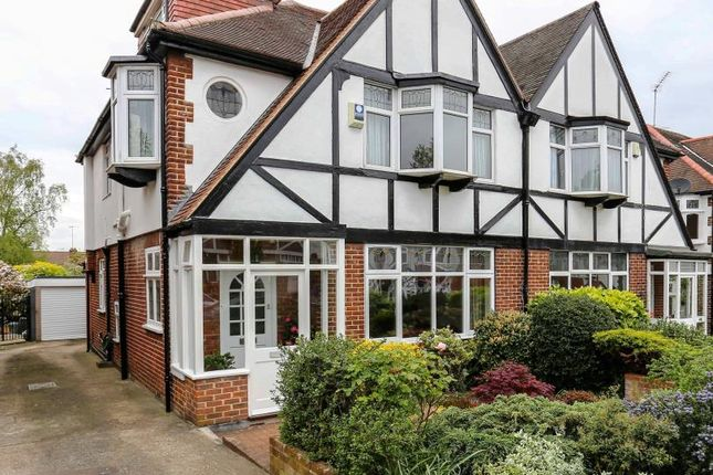 Thumbnail Semi-detached house for sale in Lynwood Road, London