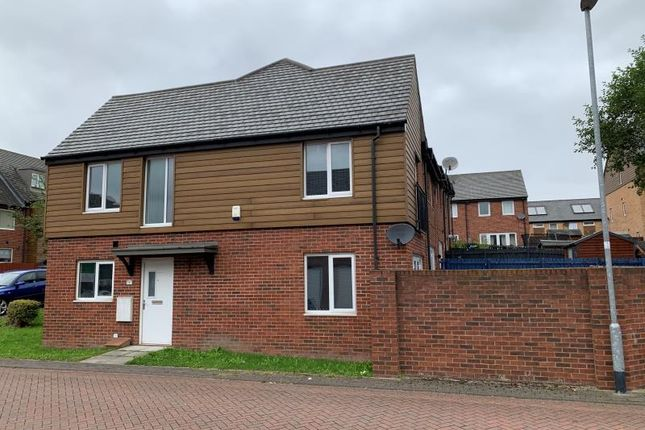 Thumbnail End terrace house to rent in Oaklands Grove, Gipton, Leeds
