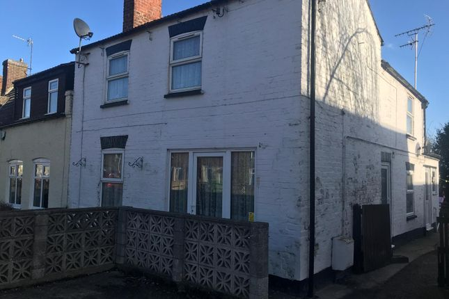 Thumbnail End terrace house for sale in Boston Road, Kirton, Boston
