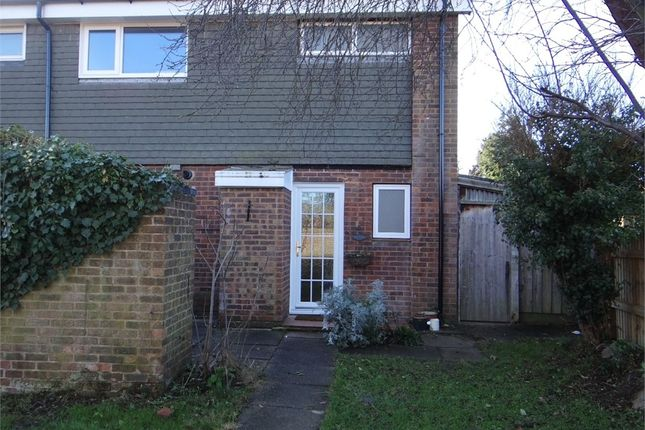 Thumbnail End terrace house to rent in The Penningtons, Amersham, Buckinghamshire