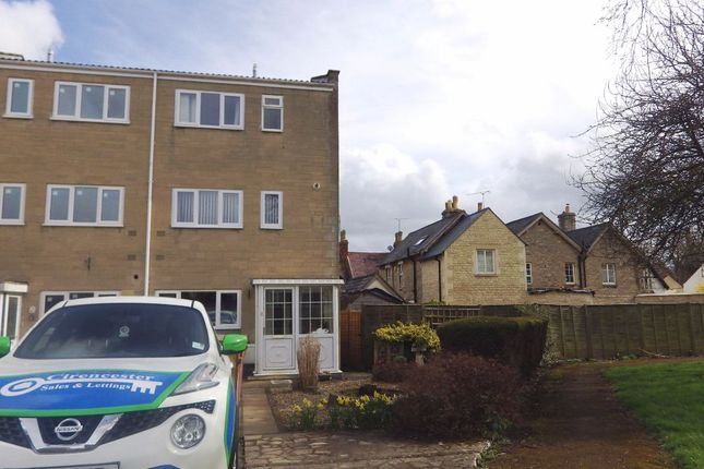 Thumbnail Semi-detached house to rent in Martin Close, Cirencester