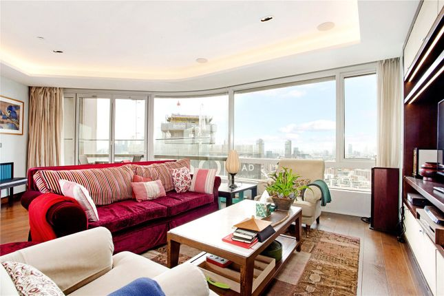 Thumbnail Flat for sale in Canaletto Tower, 257 City Road, London