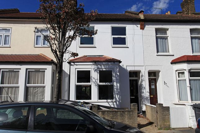 Thumbnail Terraced house to rent in Norman Road, Leytonstone