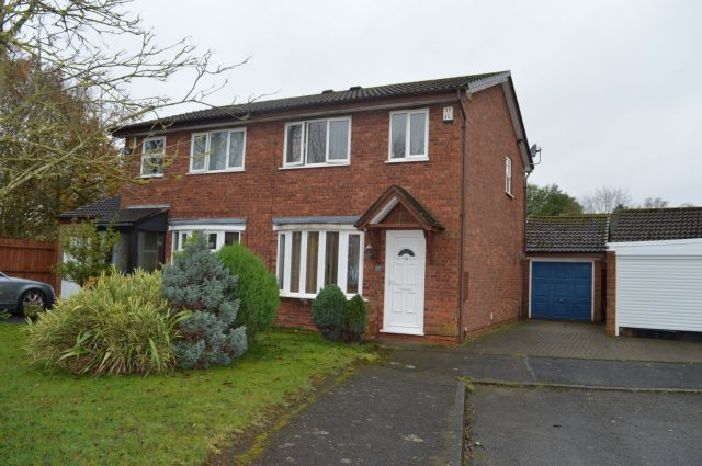 Wysall Road, The Glades, Northampton NN3