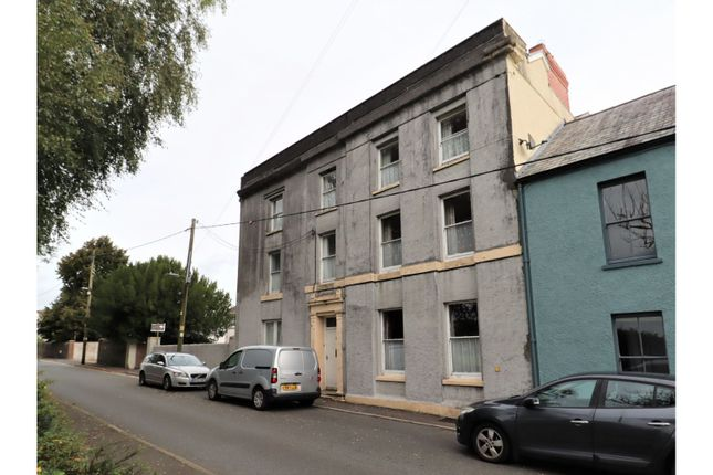 Thumbnail Block of flats for sale in Picton Place, Carmarthen