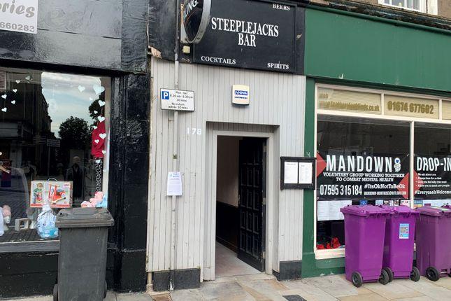 Thumbnail Pub/bar for sale in High Street, Montrose
