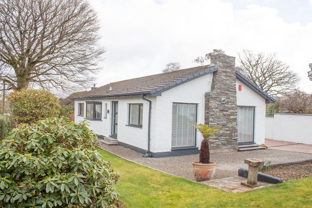 Thumbnail Detached bungalow for sale in Woodford Road, Glenholt, Plymouth