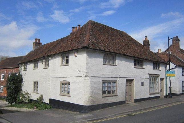 Thumbnail Detached house for sale in Swan Street, Kingsclere, Newbury
