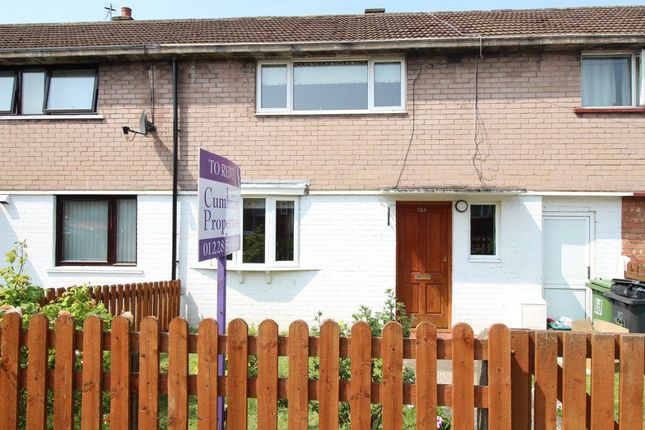 Thumbnail Property to rent in Beverley Rise, Carlisle