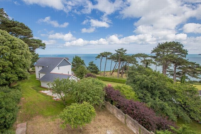 5 bed detached house for sale in Ilsham Marine Drive, Torquay