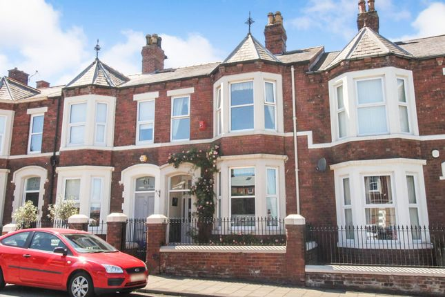 Thumbnail Terraced house for sale in Scotland Road, Stanwix, Carlisle