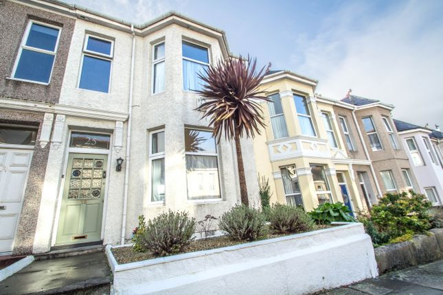 Thumbnail Detached house for sale in Glendower Road, Peverell, Plymouth