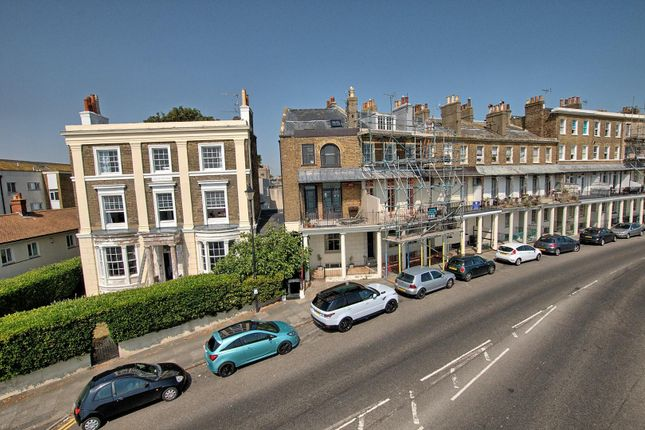 Thumbnail End terrace house for sale in Wellington Crescent, Ramsgate