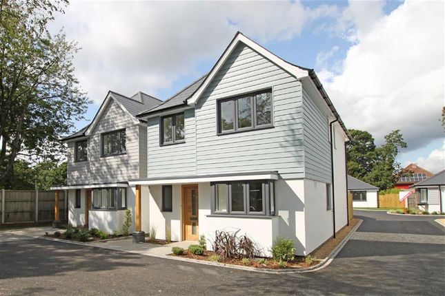 Thumbnail Detached house for sale in Somerford Avenue, Highcliffe, Christchurch, Dorset