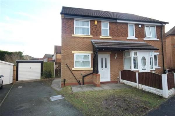 Thumbnail Semi-detached house to rent in Cotterdale Close, St. Helens
