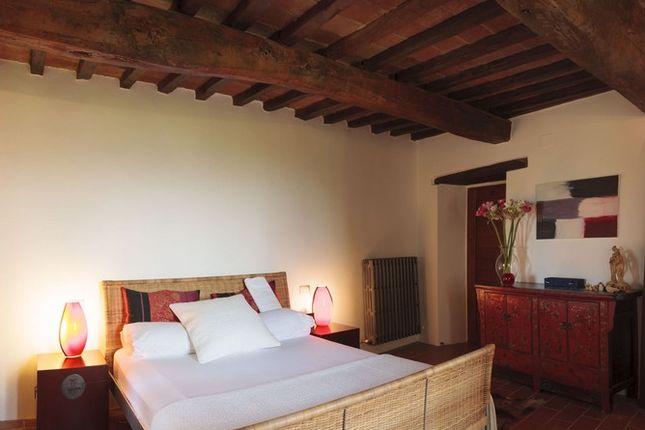 Bedroom Whicker of Casa Montecastelli, Umbertide, Umbria