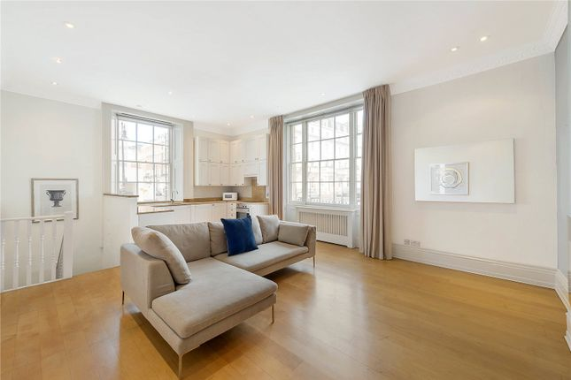 Thumbnail Flat to rent in Eaton Place, London