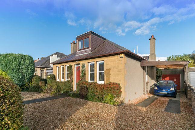 Thumbnail Detached bungalow for sale in Meadowfield Avenue, Duddingston, Edinburgh