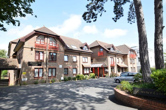 Thumbnail Flat for sale in Flat 10 Grosvenor Court, 6 Suffolk Road, Bournemouth, Dorset