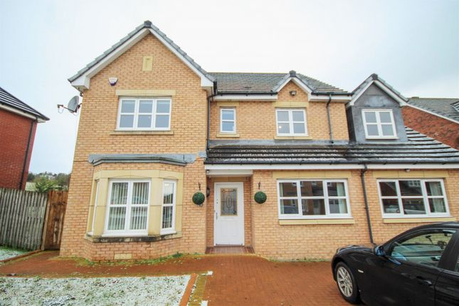 Thumbnail Detached house for sale in Deaconsgrange Road, Thornliebank, Glasgow