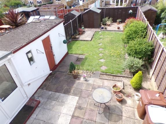Garden of Colley Moor Leys Lane, Clifton, Nottingham, Nottinghamshire NG11