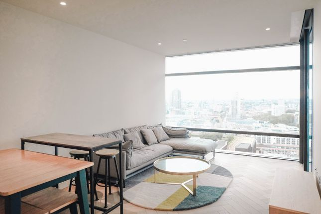 Thumbnail Flat for sale in Principal Tower, 2 Worship Street, London