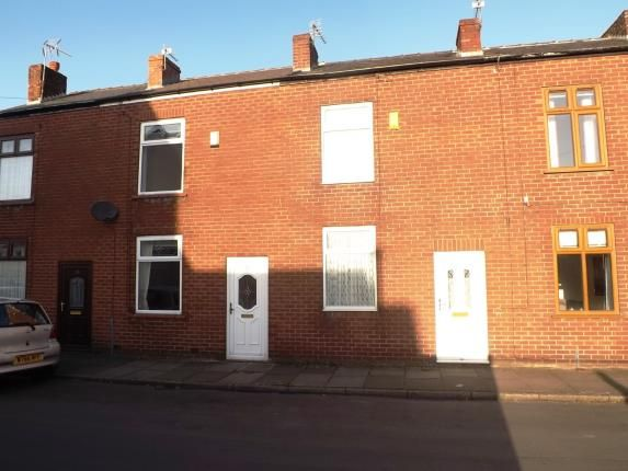 Thumbnail Terraced house for sale in Legh Street, Golborne, Warrington