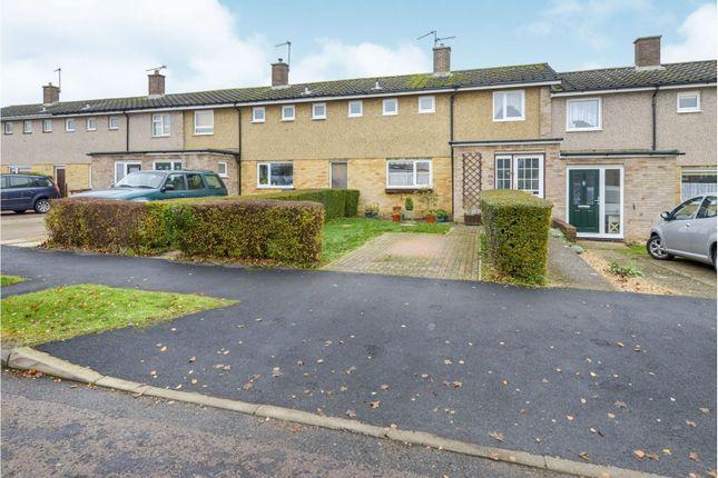 Thumbnail Terraced house for sale in Rowans, Welwyn Garden City