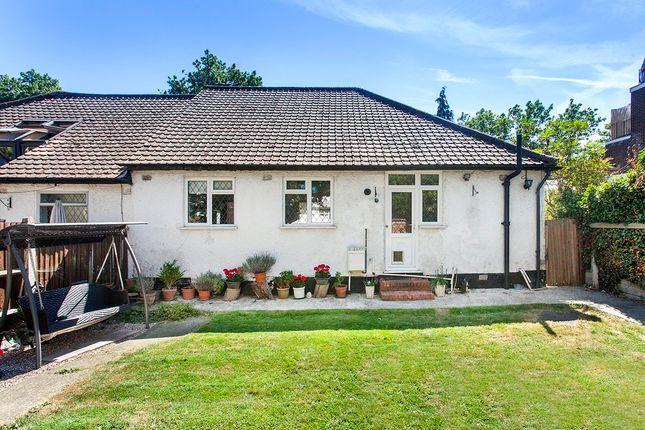 Thumbnail Semi-detached bungalow for sale in Robin Lane, London