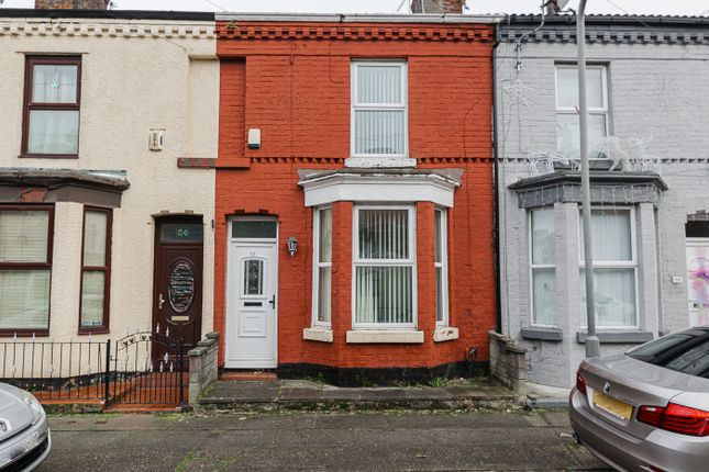 Thumbnail Terraced house to rent in Rockhouse Street, Liverpool