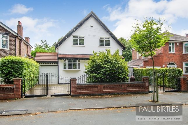 3 bed detached house for sale in Vicarage Road, Davyhulme