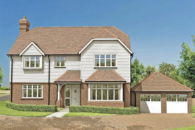 Thumbnail Detached house for sale in Newick Hill, Ghyll Croft, Newick, Lewes, East Sussex