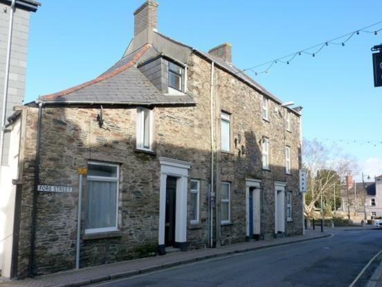 Thumbnail Flat for sale in Callington, Cornwall, England