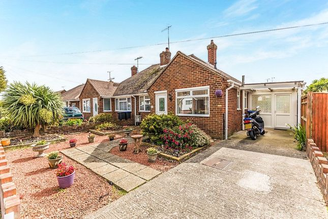 Thumbnail Bungalow for sale in Hurley Road, Worthing
